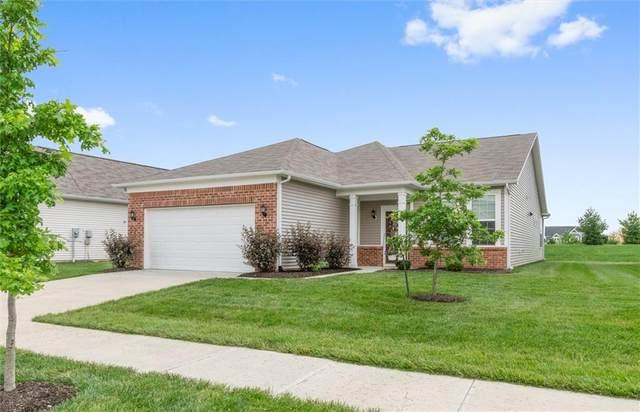 4914 Lilium Drive, Plainfield, IN 46168 (MLS #21790517) :: Ferris Property Group