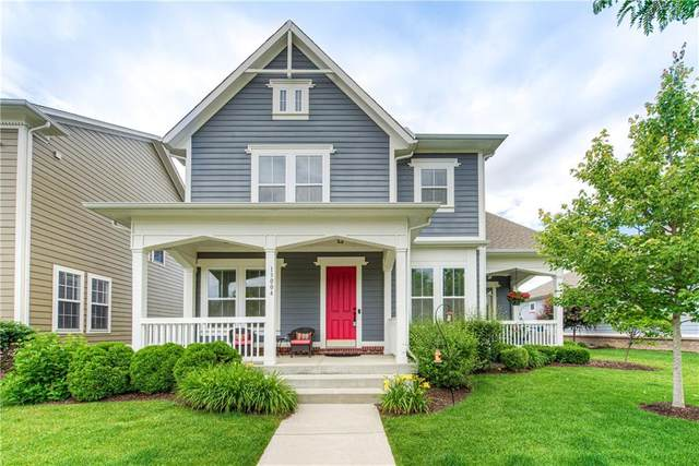 13004 Minden Drive, Fishers, IN 46037 (MLS #21790519) :: AR/haus Group Realty