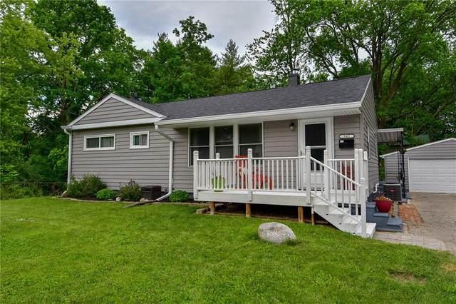 345 N Jefferson Street, Brownsburg, IN 46112 (MLS #21790524) :: Heard Real Estate Team | eXp Realty, LLC