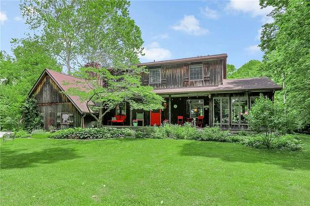 4405 N County Road 575, Brownsburg, IN 46112 (MLS #21790528) :: Heard Real Estate Team | eXp Realty, LLC