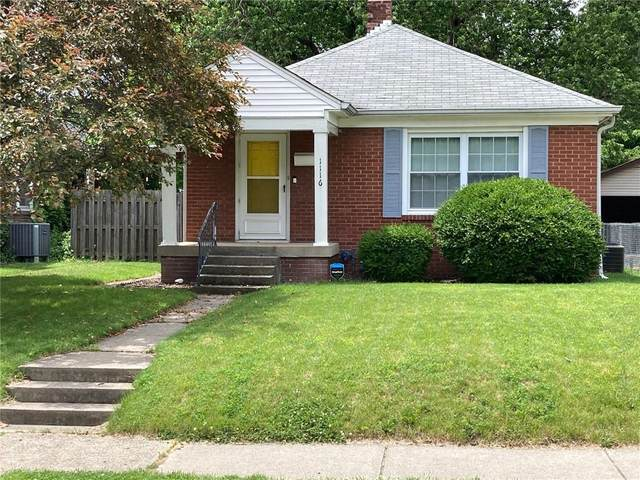 1116 N Downey Avenue, Indianapolis, IN 46219 (MLS #21790536) :: Mike Price Realty Team - RE/MAX Centerstone
