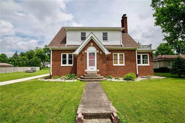 4635 Carson Avenue, Indianapolis, IN 46227 (MLS #21790542) :: Ferris Property Group