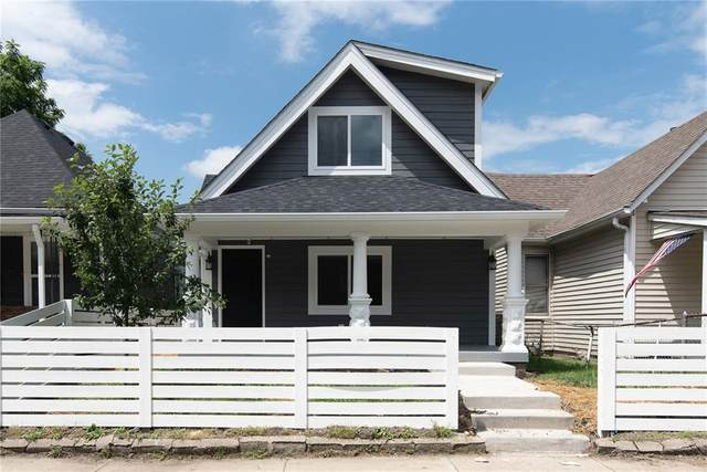 1518 E Naomi Street, Indianapolis, IN 46203 (MLS #21790551) :: AR/haus Group Realty