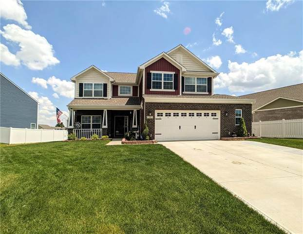 145 Blue Lace Drive, Whiteland, IN 46184 (MLS #21790552) :: Ferris Property Group