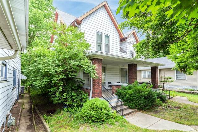 2512 Boulevard Place, Indianapolis, IN 46208 (MLS #21790558) :: Mike Price Realty Team - RE/MAX Centerstone