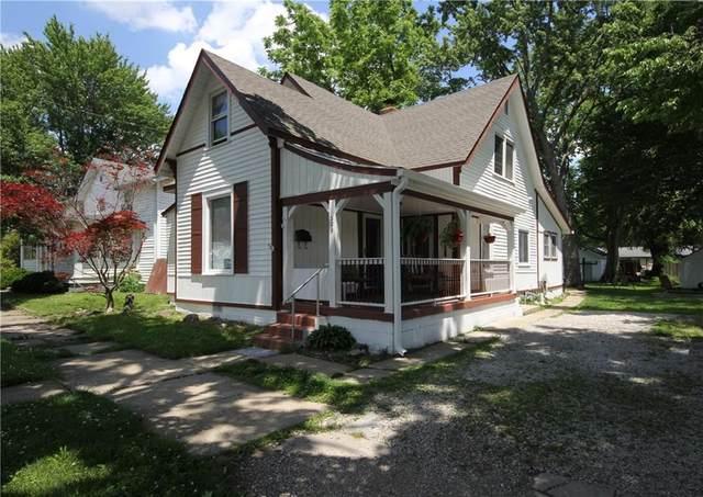 389 N Water Street, Franklin, IN 46131 (MLS #21790560) :: Ferris Property Group