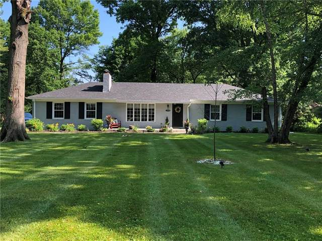 3200 W 42nd Street, Indianapolis, IN 46228 (MLS #21790568) :: Mike Price Realty Team - RE/MAX Centerstone