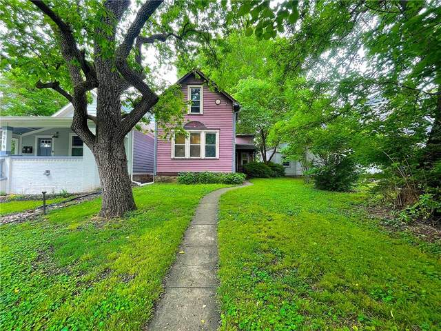 1214 Spruce Street, Indianapolis, IN 46203 (MLS #21790592) :: Mike Price Realty Team - RE/MAX Centerstone