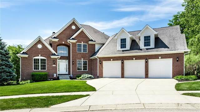 13619 Cosel Way, Fishers, IN 46037 (MLS #21790600) :: Keller & Corbett Real Estate