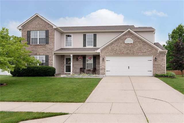4545 Elkhorn Drive, Westfield, IN 46062 (MLS #21790607) :: Mike Price Realty Team - RE/MAX Centerstone