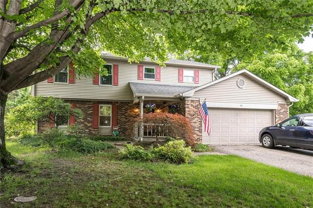 310 Granger Ct, Fishers, IN 46038 (MLS #21790612) :: RE/MAX Legacy