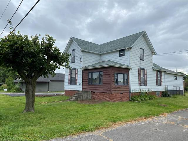 223 Ash Street, Tipton, IN 46072 (MLS #21790614) :: The Indy Property Source