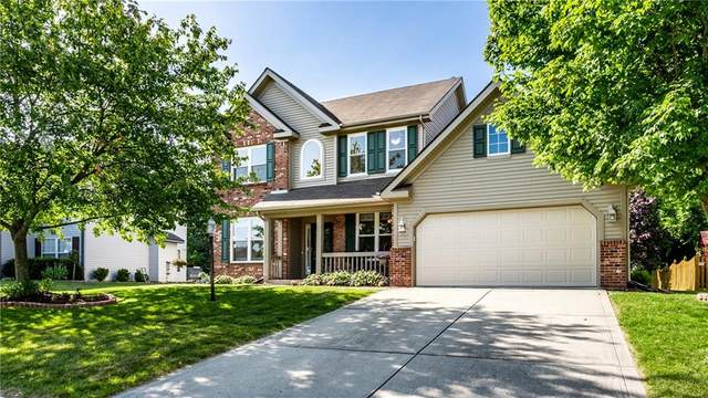 10135 Red Tail Drive, Fishers, IN 46037 (MLS #21790617) :: Mike Price Realty Team - RE/MAX Centerstone