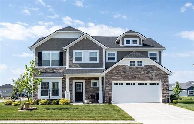 12302 Medford Place, Noblesville, IN 46060 (MLS #21790637) :: Keller & Corbett Real Estate