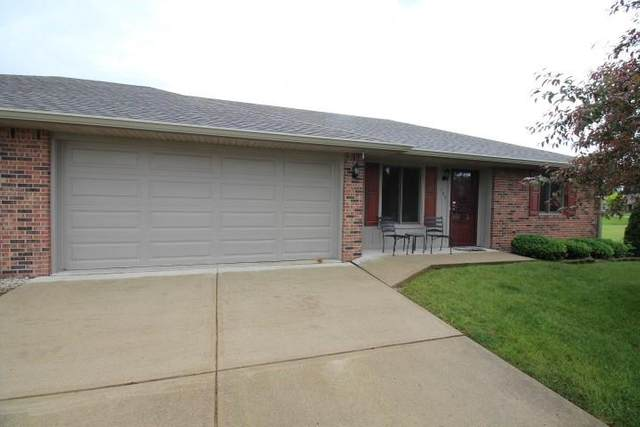 159 Appian Way, Anderson, IN 46013 (MLS #21790648) :: The Evelo Team