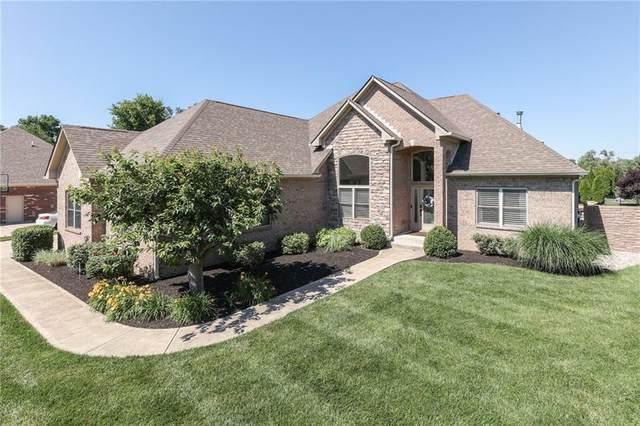 1006 Old Eagle Way, Greenwood, IN 46143 (MLS #21790656) :: Heard Real Estate Team | eXp Realty, LLC