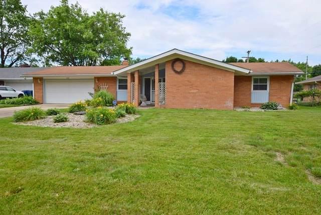 3222 Meadowcrest, Anderson, IN 46011 (MLS #21790666) :: Ferris Property Group