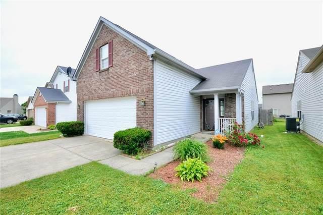 10976 Cedar Pine Drive, Indianapolis, IN 46235 (MLS #21790667) :: Ferris Property Group