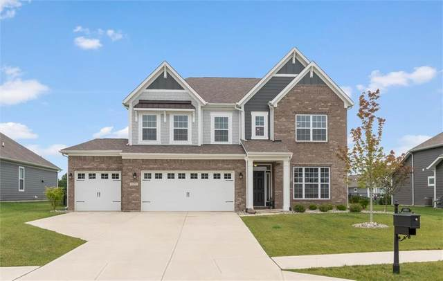 4254 Fox Hunt Drive, Bargersville, IN 46106 (MLS #21790672) :: Mike Price Realty Team - RE/MAX Centerstone