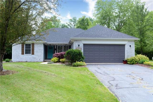 663 Jefferson Valley, Coatesville, IN 46121 (MLS #21790680) :: Mike Price Realty Team - RE/MAX Centerstone