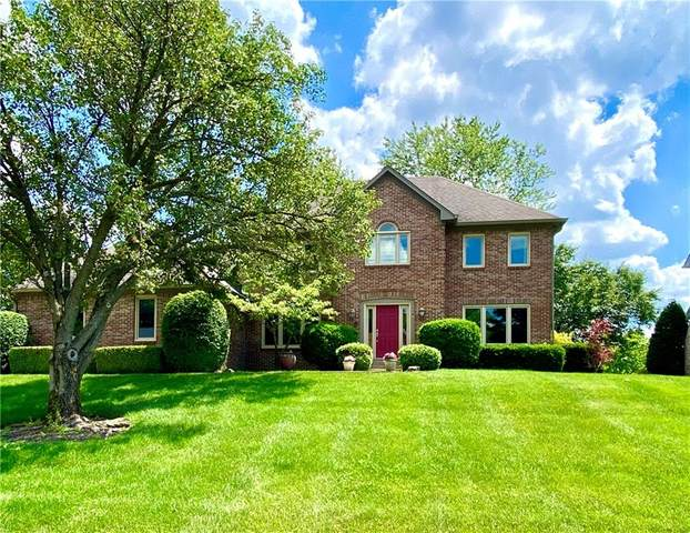 12091 Emerald Bluff, Indianapolis, IN 46236 (MLS #21790683) :: Pennington Realty Team