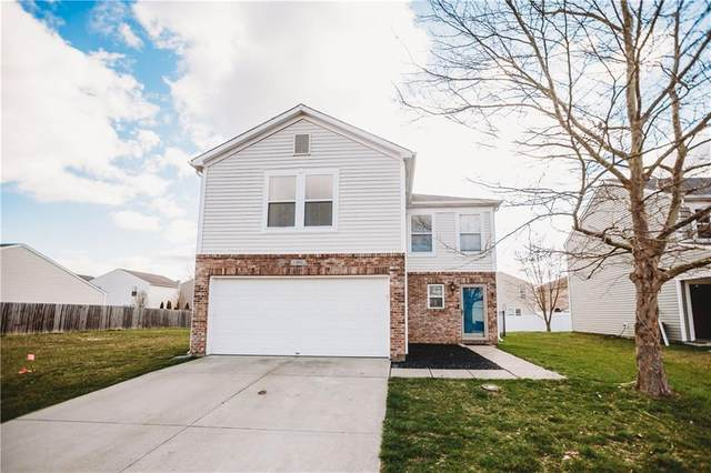 10892 Woods Drive, Ingalls, IN 46048 (MLS #21790686) :: Ferris Property Group