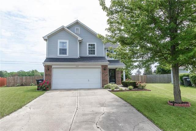 1003 Pebble Court, Anderson, IN 46013 (MLS #21790687) :: Mike Price Realty Team - RE/MAX Centerstone