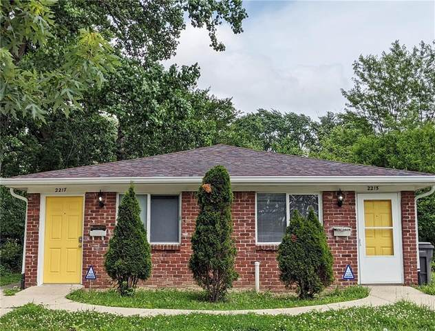 2215 N Bolton * Avenue, Indianapolis, IN 46218 (MLS #21790692) :: Heard Real Estate Team | eXp Realty, LLC