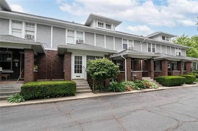 47 S Johnson Avenue #7, Indianapolis, IN 46219 (MLS #21790715) :: Richwine Elite Group