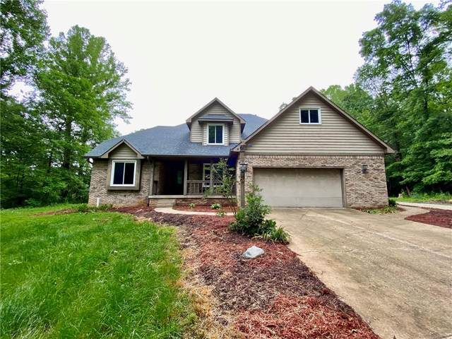 4216 Mohawk Trail, Martinsville, IN 46151 (MLS #21790718) :: Mike Price Realty Team - RE/MAX Centerstone