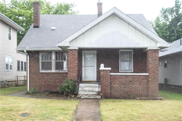 2317 Jackson Street, Anderson, IN 46016 (MLS #21790720) :: The Evelo Team