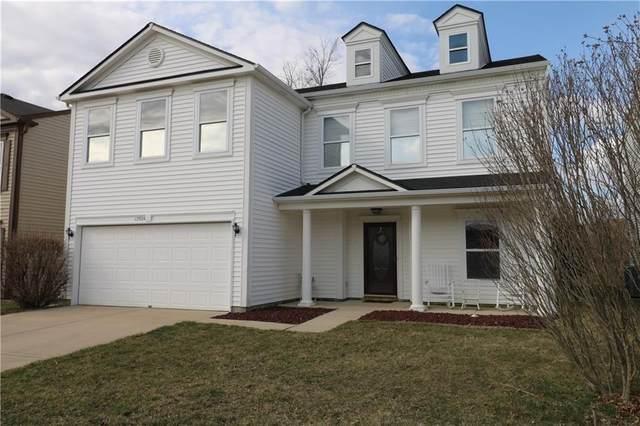 12924 Old Glory Drive, Fishers, IN 46037 (MLS #21790751) :: Keller & Corbett Real Estate