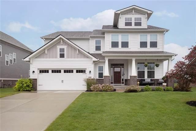 5600 Forest Glen Drive, Brownsburg, IN 46112 (MLS #21790752) :: Heard Real Estate Team | eXp Realty, LLC