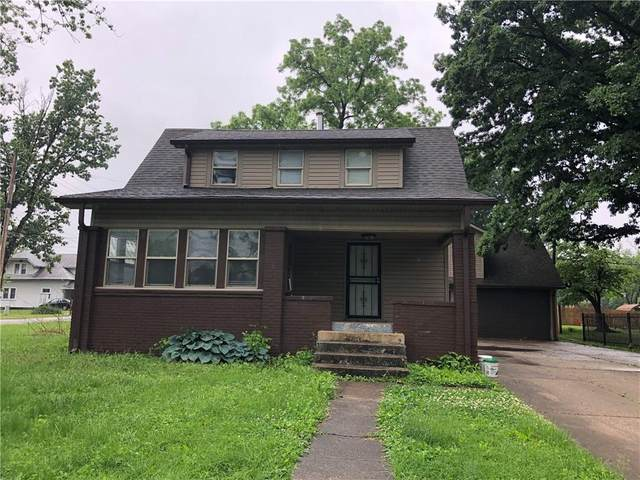 1699 E Mills Avenue, Indianapolis, IN 46227 (MLS #21790763) :: The ORR Home Selling Team