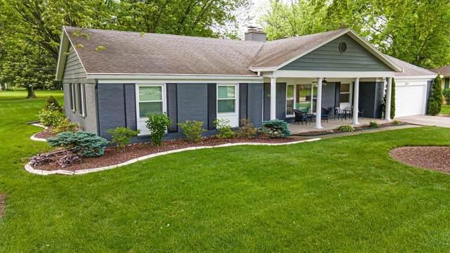 928 Oakdale Drive, Anderson, IN 46011 (MLS #21790779) :: Ferris Property Group