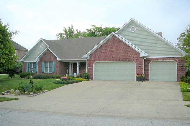 1345 Touchstone Drive, Indianapolis, IN 46239 (MLS #21790798) :: Dean Wagner Realtors