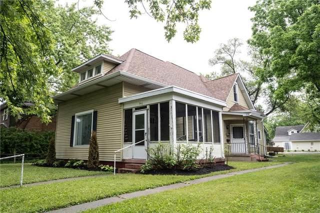 338 N 10th Street, Noblesville, IN 46060 (MLS #21790806) :: RE/MAX Legacy