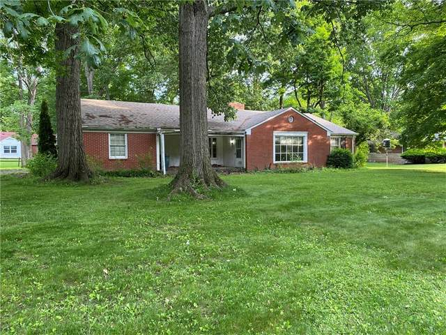 4121 Glencairn Lane, Indianapolis, IN 46226 (MLS #21790814) :: Mike Price Realty Team - RE/MAX Centerstone