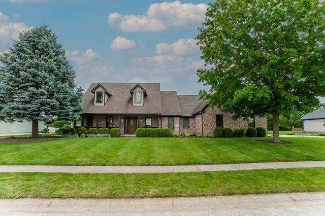3701 Country Lane, Brownsburg, IN 46112 (MLS #21790822) :: Heard Real Estate Team | eXp Realty, LLC