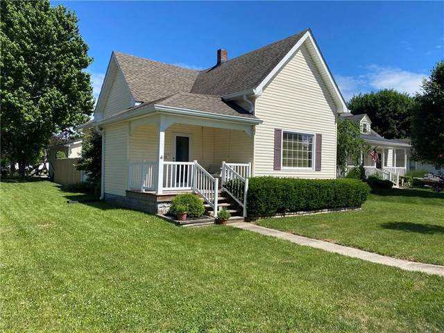 239 Columbia Avenue, Tipton, IN 46072 (MLS #21790824) :: Mike Price Realty Team - RE/MAX Centerstone