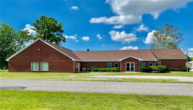 920 W 350 N, Sharpsville, IN 46068 (MLS #21790825) :: Mike Price Realty Team - RE/MAX Centerstone