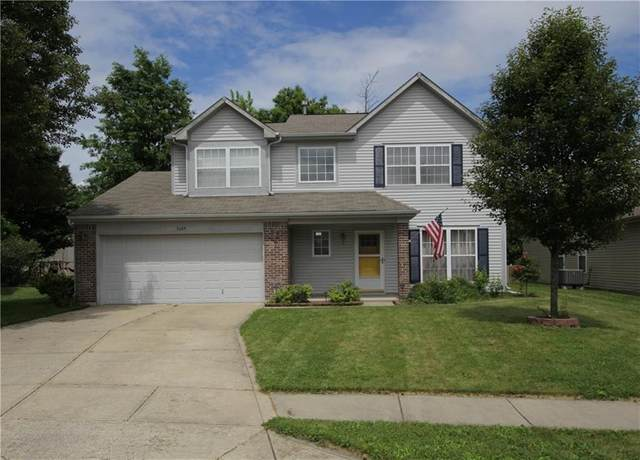 5649 Wooden Branch Drive, Indianapolis, IN 46221 (MLS #21790827) :: Dean Wagner Realtors