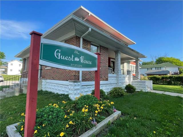 502 W Main Street, Danville, IN 46122 (MLS #21790829) :: The Indy Property Source