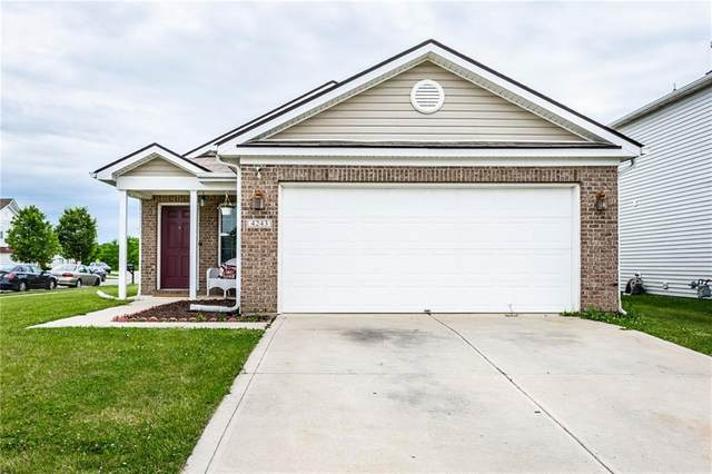 4243 Hovenweep Drive, Indianapolis, IN 46235 (MLS #21790846) :: Mike Price Realty Team - RE/MAX Centerstone