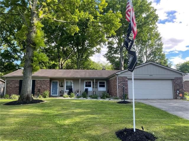3215 Wayside Lane, Anderson, IN 46011 (MLS #21790851) :: Ferris Property Group