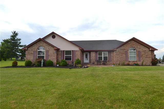 1814 S 550 E, Franklin, IN 46131 (MLS #21790852) :: Mike Price Realty Team - RE/MAX Centerstone