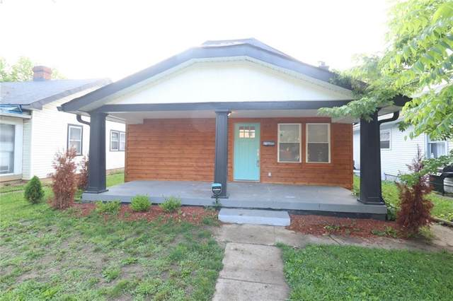 3631 N Capitol Avenue, Indianapolis, IN 46208 (MLS #21790863) :: The Evelo Team