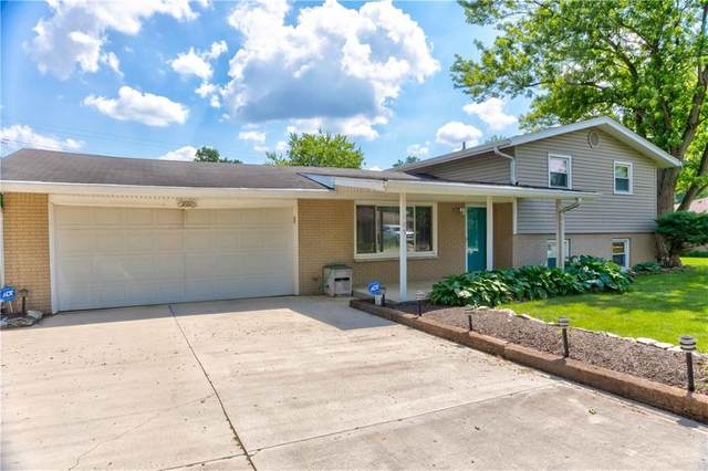 105 Cottonwood Drive, Anderson, IN 46012 (MLS #21790875) :: Mike Price Realty Team - RE/MAX Centerstone