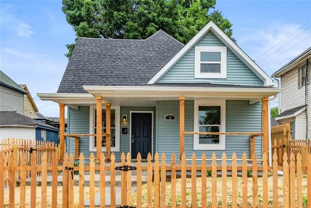 12 N Addison St, Indianapolis, IN 46222 (MLS #21790888) :: Mike Price Realty Team - RE/MAX Centerstone