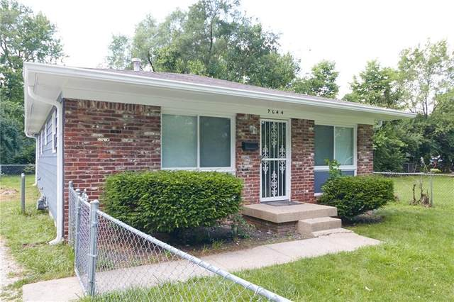 2044 N Warman Avenue, Indianapolis, IN 46222 (MLS #21790889) :: Mike Price Realty Team - RE/MAX Centerstone